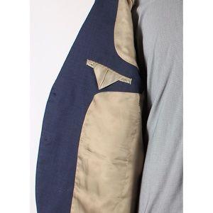 Indochino Suits & Blazers - #Indochino 44S Navy Solid Wool 2B Sport Coat 70-1